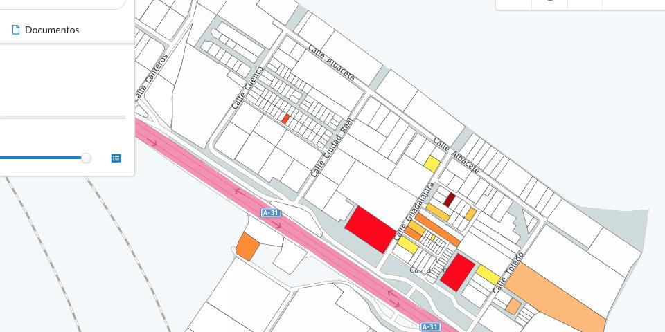Gestión Áreas industriales