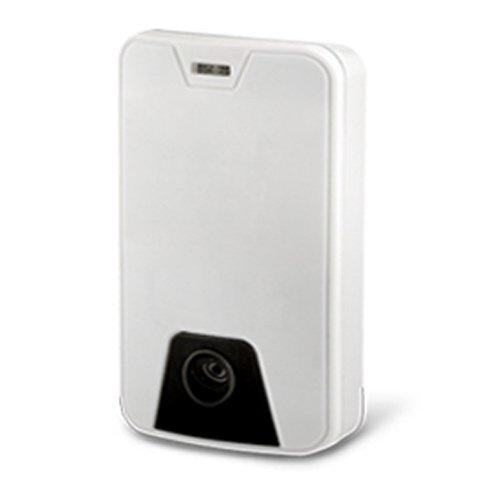 Detector con cámara para alarma comercio