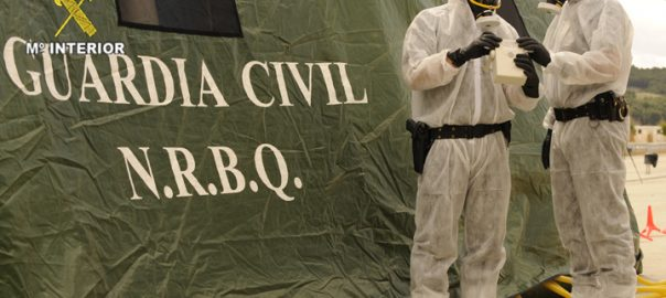 NRBQ Guardia civil