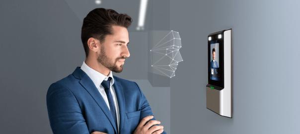 Control de accesos con reconocimiento facial