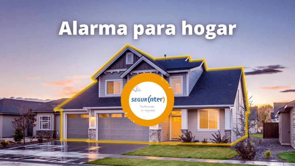 alarma hogar